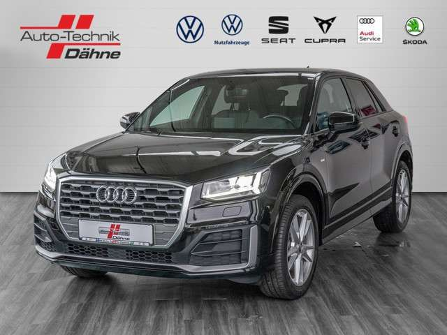 Audi Q2 2017 Benzine