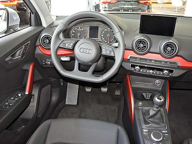 Audi Q2 35 TFSI sport