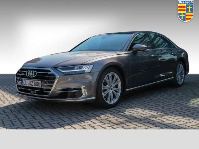 Audi A8 50 TDI quattro tiptronic Matrix