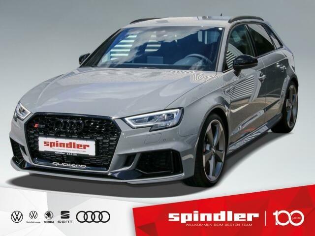 "Audi RS 3 Sportback, 294(400) kW(PS) Navi LED Alu 19"""