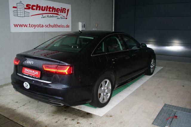 Audi A6 1.8 TFSI ultra S tronic