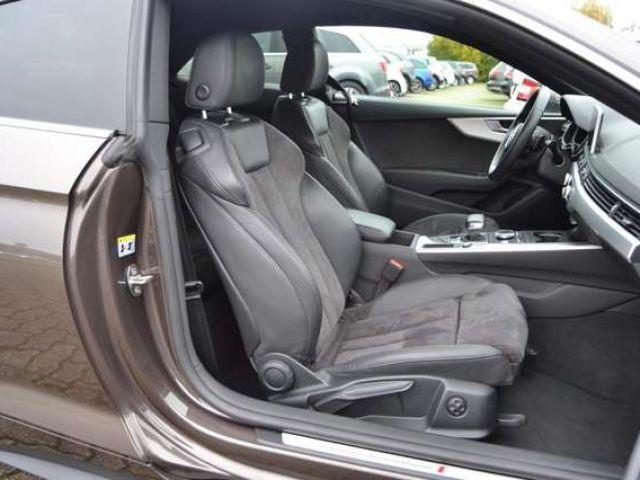 Audi A5 Coupe 2.0 TDI S-Tr. S-Line NAVI LEDER XENON