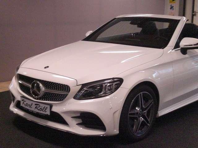 Mercedes-Benz C 180 2019 Benzine