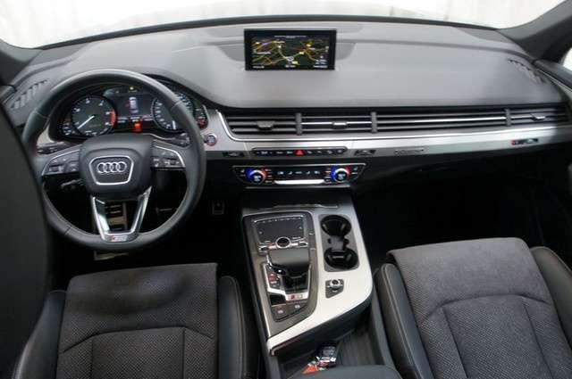 Audi SQ7 4.0 TDI ACC Matrix Standhzg 360 Kamera