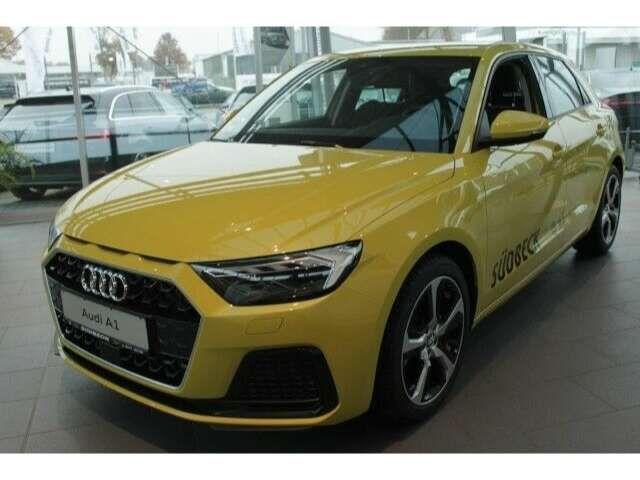 Audi A1 30 TFSI ADVANCED+LED+SHZ+TEMPOMAT+VIRTUAL COCKPIT