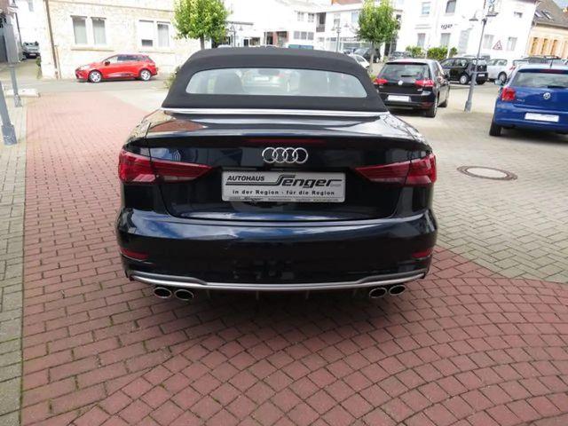 Audi S3 Cabrio S tronic