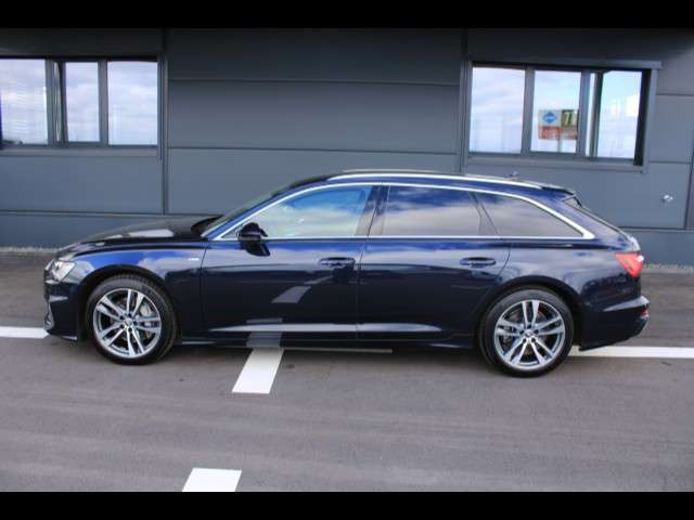 Audi A6 Avant 50TDI tiptronic S-Line Virtual Leder HU