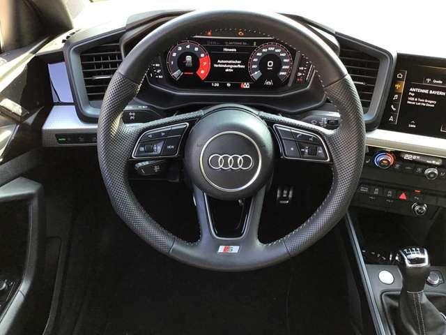 Audi A1 City Carver 30 TFSI S line LED Virtual-C. Navi