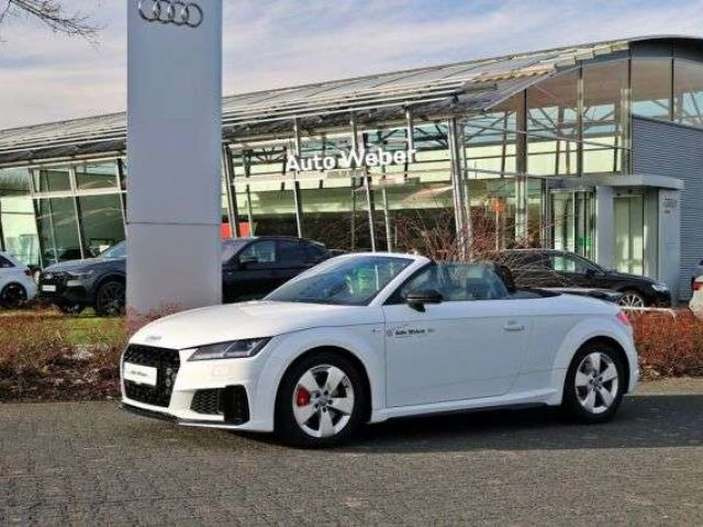Audi TT Roadster 45TFSI 3xS LINE COMPETITION LED B&O