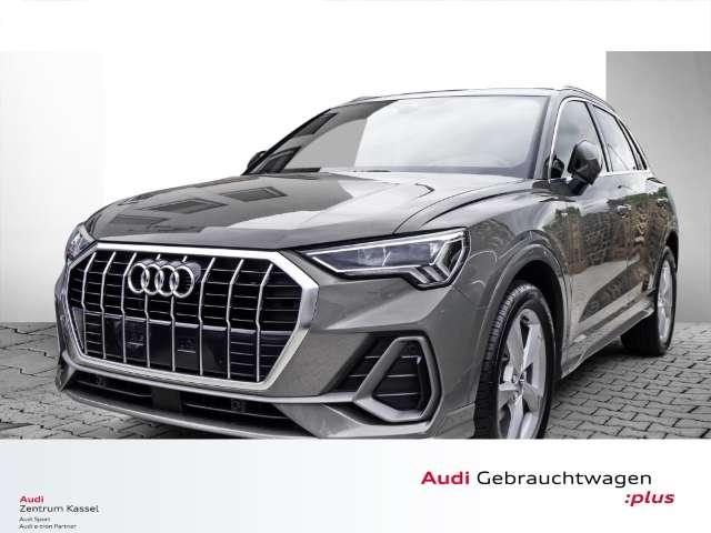 Audi Q3 35 TDI S line Leder Navi e-Sitze Fernlichtass Klim