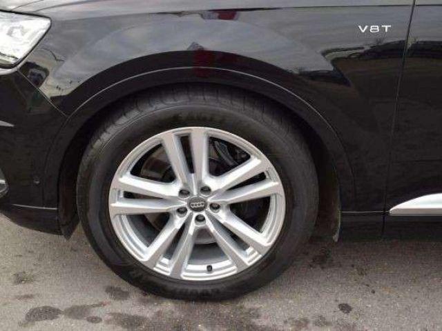 Audi SQ7 4.0 TDI q. Tiptr., Individualkontursitze, Na