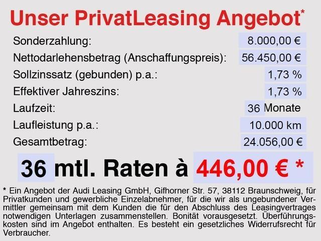 Audi A4 Avant 40 TFSI S line Navi+, SHZ+, Panora.-Glasdac