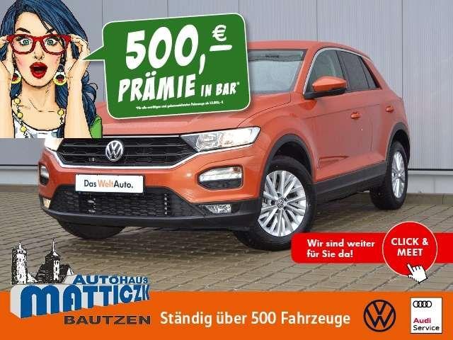 Volkswagen T-Roc 2019 Benzine