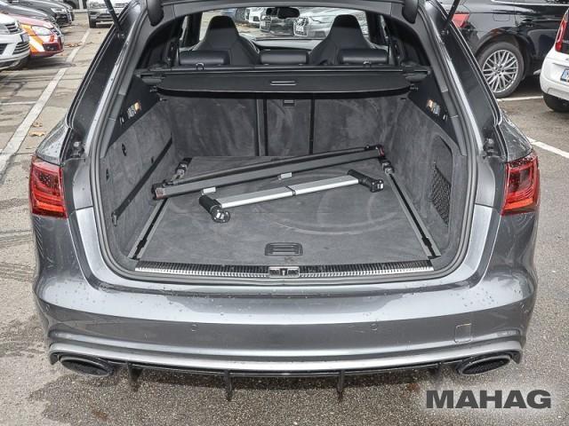 Audi RS 6 Avant 4.0 TFSI quattro performance Dynamic-Paket