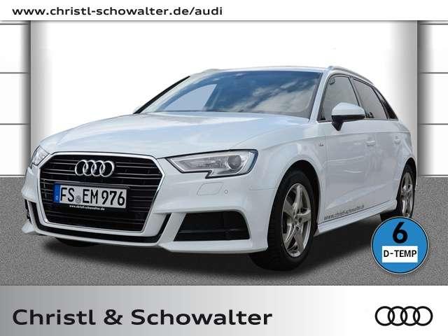 Audi A3 Sportback S-line Ext sport 35TFSI Stronic PDC