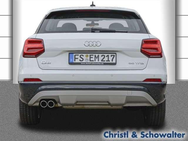 Audi Q2 design 35TFSI S-tronic NaviMMI LED PDC GRA