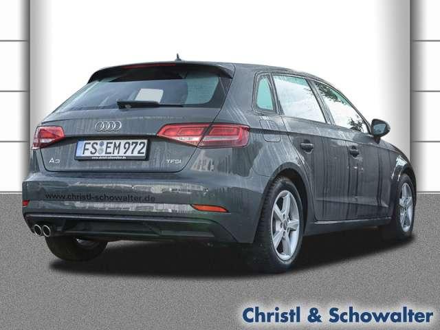Audi A3 Sportback sport 1.5TFSI S-tronic Climatronic