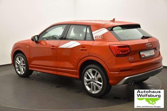 Audi Q2 1.6 TDI Sport S-Line/Drive Select/LED/Navi/Mult