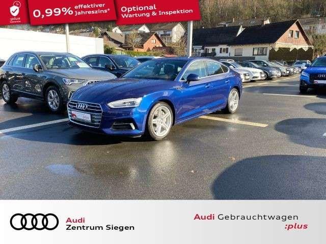 Audi A5 2.0 TFSI quattro s-line Sportpaket