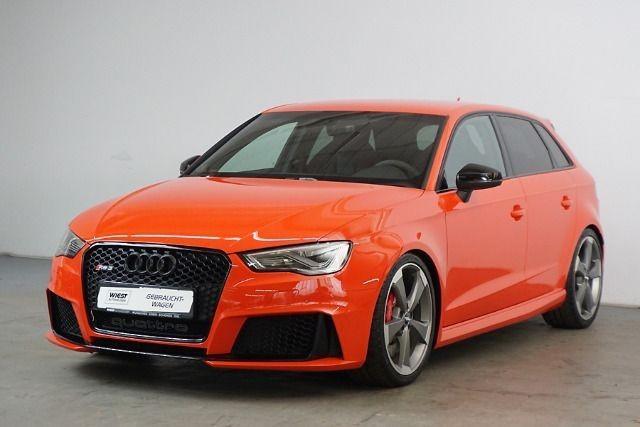 Audi RS 3 Sportback 2.5 TFSI quattro S tronic, H&R Federn