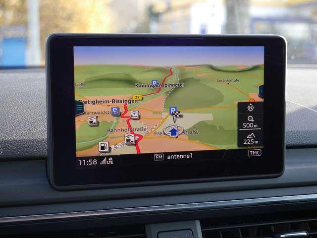 Audi A4 Limousine 2.0 TFSI NAVI+CONNECT+PDC+XENON+