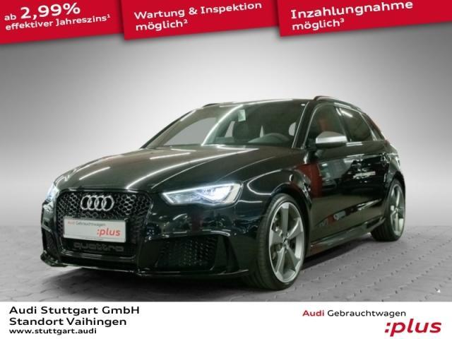 Audi RS 3 Sportback 2.5 TFSI q B&O Pano Auspuffanlage