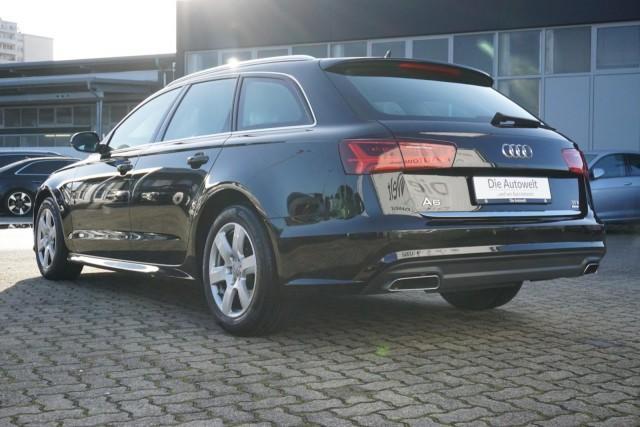 Audi A6 Av. 2.0 TDI S-Tr. NAVI XENON AHK PDC GRA