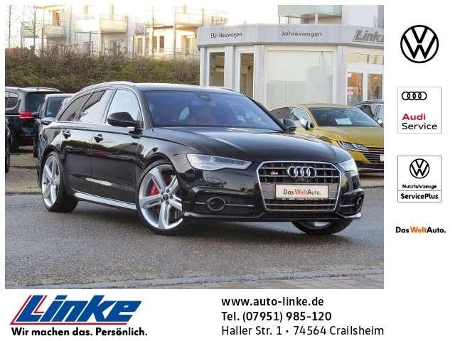 Audi S6 Avant 4.0 TFSI quattro S-tronic Leder/Matrix-LED/