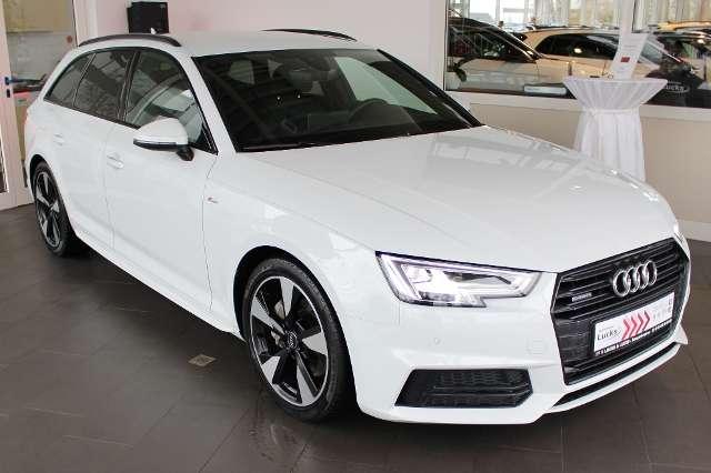 Audi A4 Avant Sport 3.0 TDI S Line schwarz LED STHZ