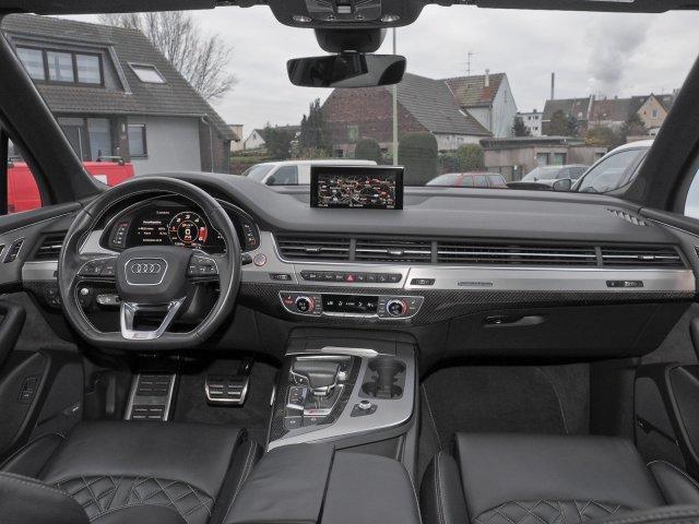 Audi SQ7 4.0 TDI quattro Leder Navi MatrixLED Pano AHK