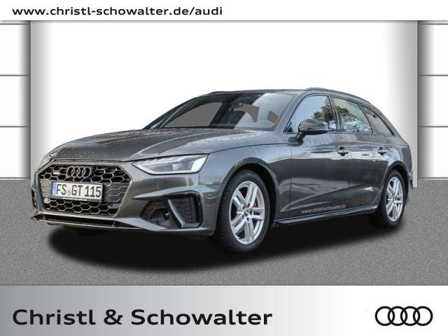 Audi A4 Avant Launch Edition 40TDI quattro Stronic LED