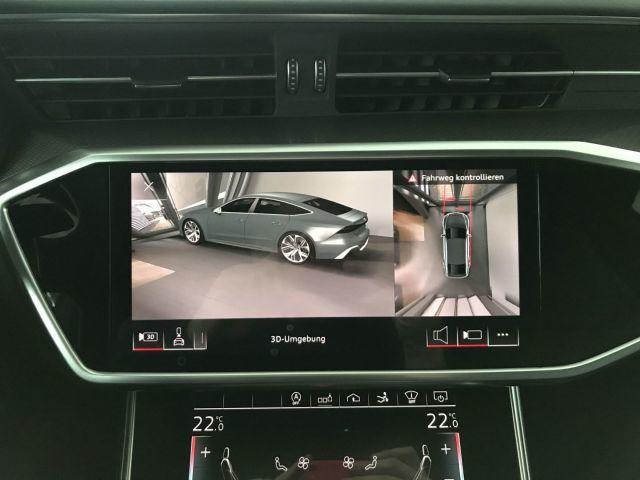 """Audi RS 7 Sportback eramik/ 22""""/ HUD/ Laser/ Dynamik/ Abga"""