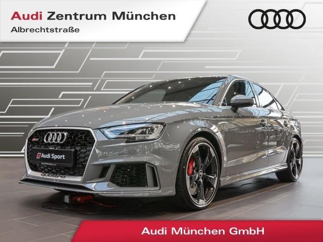 Audi RS 3 Limousine Virtual B&O LED Pano RS-Sportabgasanl.