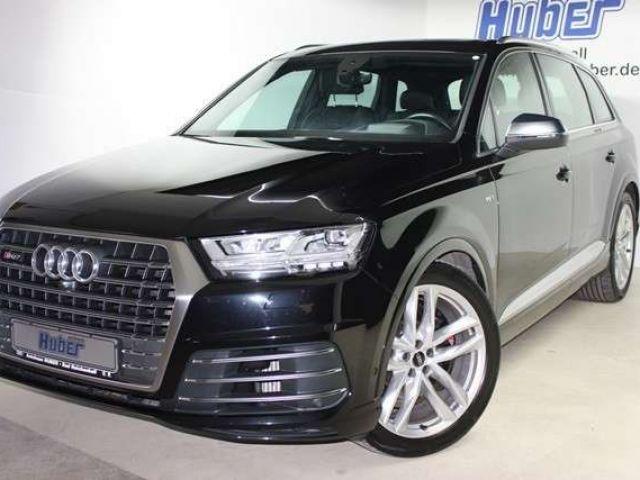 Audi SQ7 4.0 TDI 7-Sitzer Pano Nachtsicht Headup Navi