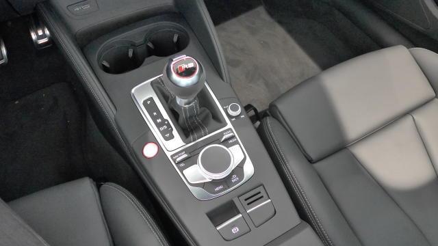 Audi RS 3 Sportback RS-Abgas/ Leder/ 280 kmh/ Virtual/ Nav