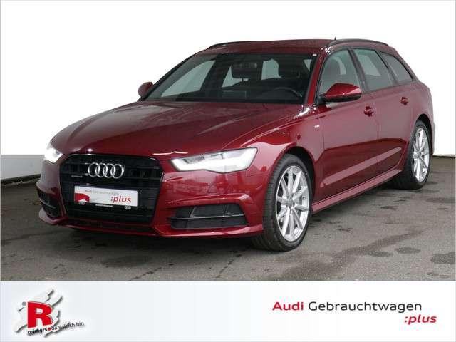 Audi A6 Avant 3.0 TDI qu. S-line+ LED+AHK+BOSE+NAV