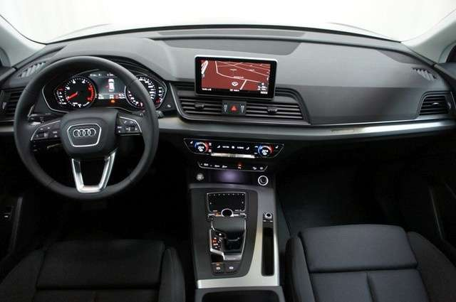 Audi Q5 40 TDI qu.S-tronic Sport S-Line Navi LED AHK