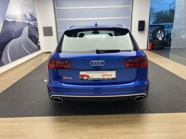 Audi RS 6 Avant 4.0 TFSI quattro 412(560) kW(PS) 8-stufig