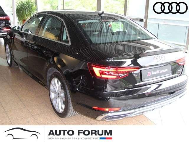 Audi A4 Limousine Sport S line 40 2.0l TDI 140kW quattro