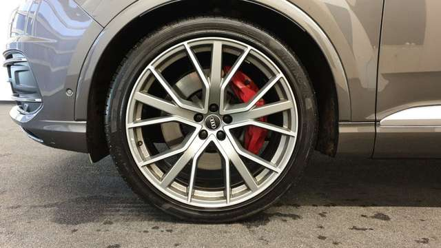 Audi SQ7 *SONDERLEASING 862€* 4.0 TDI Quattro, AHK, A