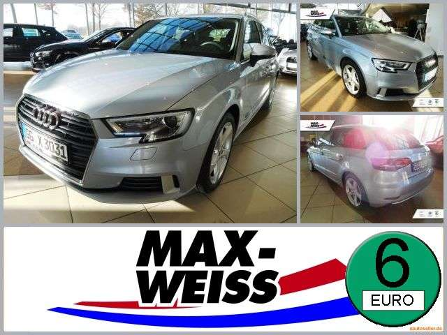 Audi A3 Sportback 1.0 TFSI Sport Navi*GRA*Sound*PDC*Xen