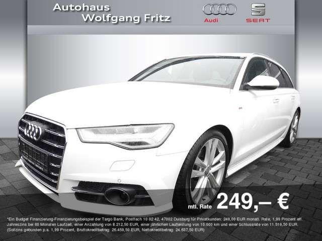 Audi A6 2018 Benzine