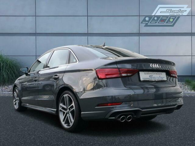 Audi A3 Limousine Sport 1.4 TFSI S Line 6-Gang, AHK,