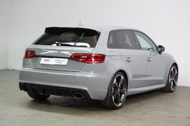 Audi RS 3 Sportback 2.5 TFSI qu. S tronic, Leder Carbon RS