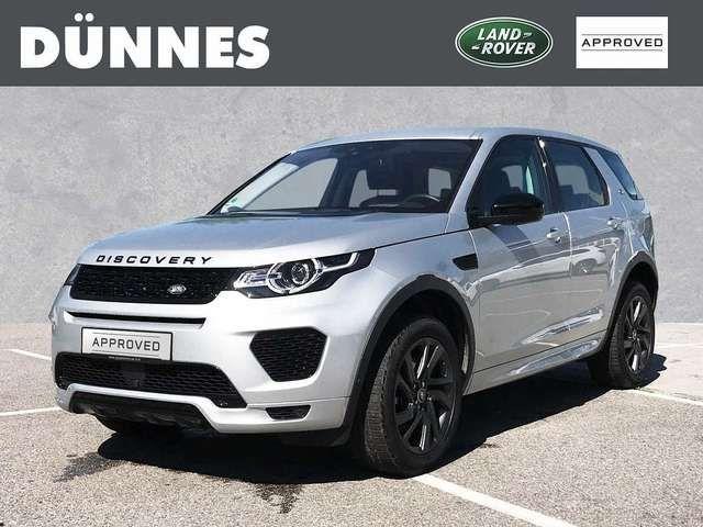 Land Rover Discovery 2018 Benzine