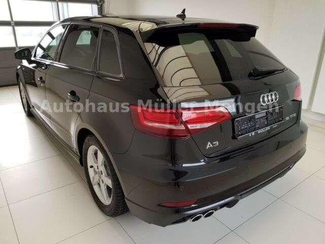 Audi A3 Sportback 35 TFSI sport Top Edition Navi