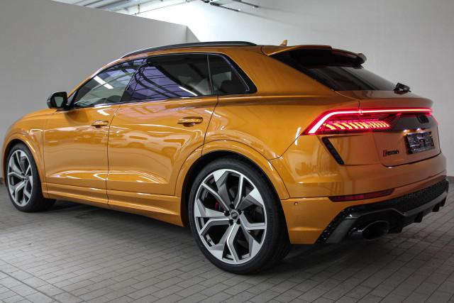 Audi RS Q8 qu tiptr Keramik B+O HuD Matrix LED AHK
