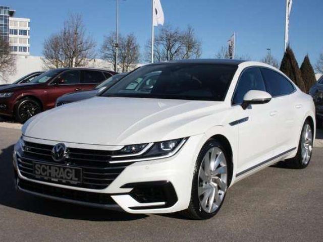 Volkswagen Arteon 2018 Benzine