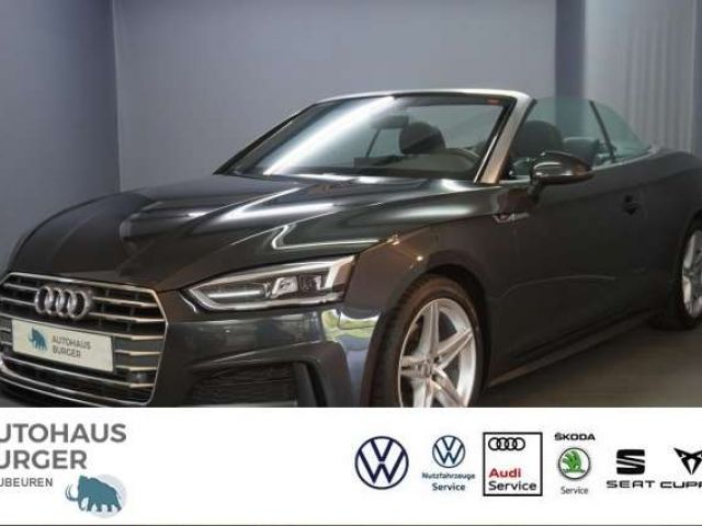 Audi A5 2019 Benzine