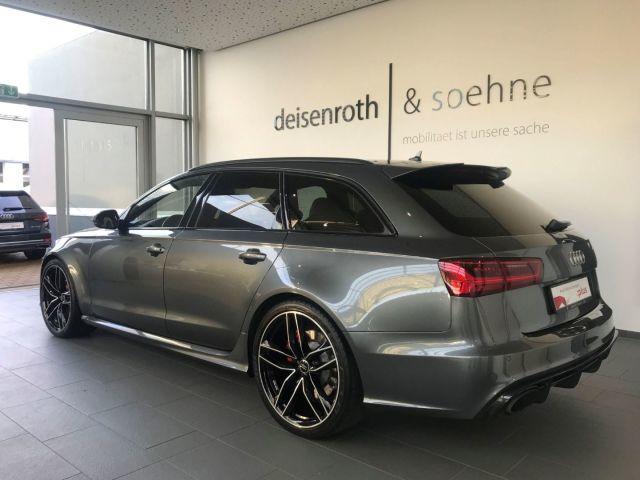 "Audi RS 6 Avant 4.0 TFSI HUD/ 21""/ Leder/ 280kmh/ BOSE"
